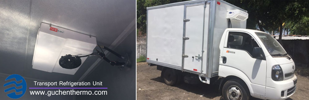 C-200 truck refrigeration unit for ambient temperature manufacturers installation feedback