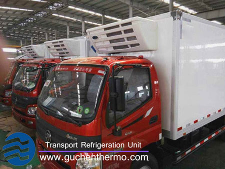 TR-550 truck refrigeration units for sale
