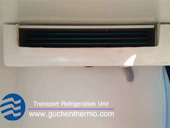 small electric van freezer units for sale guchen thermo