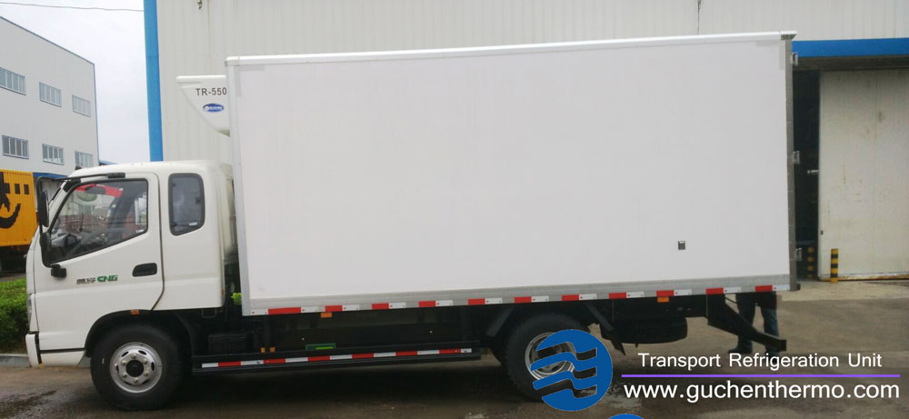 guchen thermo TR-550 truck refrigeration units for sale