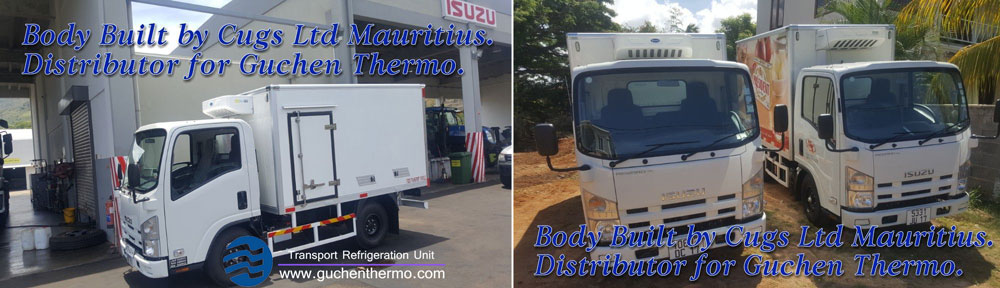 F-300 Refrigerated Units for Trucks Installation