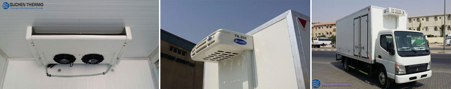 tr-350 truck reefer units