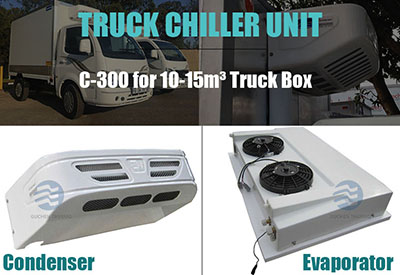C-300 truck chiller system
