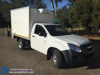 C-200 truck refrigeration for pickup trucks guchen thermo