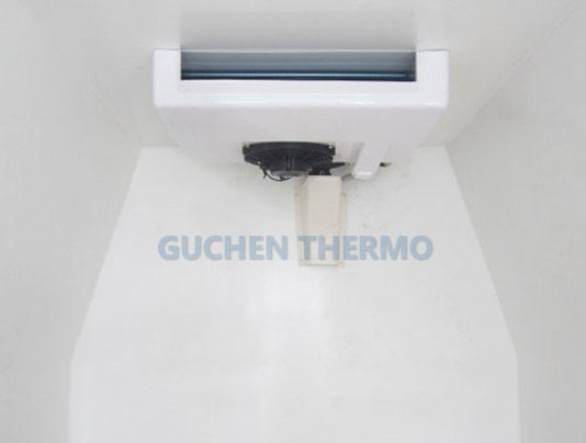 Guchen Thermo TR-200T refrigeration units for small vans