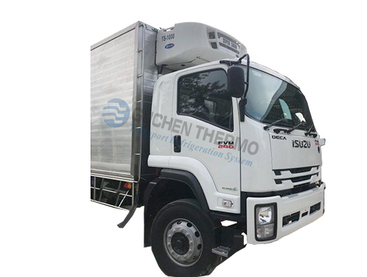 TS-1000 diesel engine truck refrigeration units for sale guchen thermo