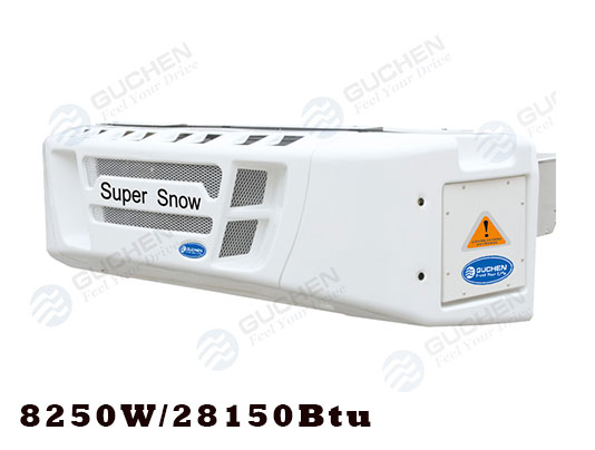 TS-1000 Single temp refrigeration unit
