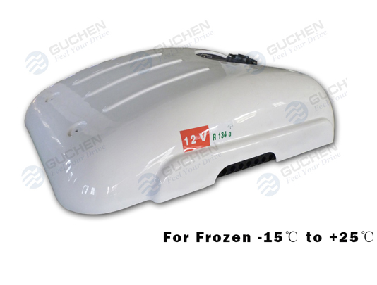 electric small van freezer units