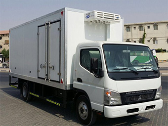 Guchen Thermo TR-350 transport refrigeration units