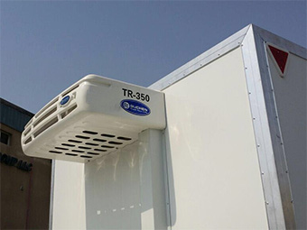 TR-350 transport refrigeration units